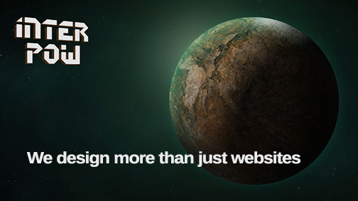 At InterPow, we design more than just websites