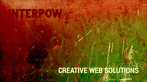 InterPow: Creative Web Solutions for your business.
