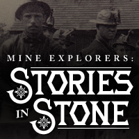 Mine Explorers: Stories in Stone